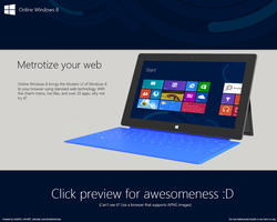 Online Windows 8 V2 RC by link6155
