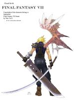 Cloud Strife fan art by Wen-M