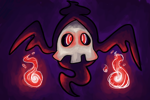 duskull by Miss-Callie-Rose