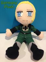 Germany Plush by CeltysShadow