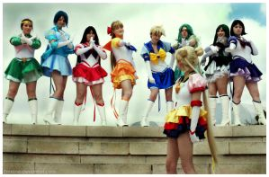 Eternal Sailor Moon by Emzone