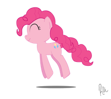 Pinkie Pie by RebeccaHull45