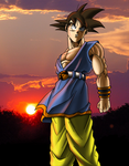 Son Gokuu by Mastens