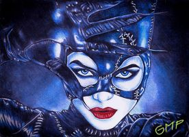 Batman Returns - Catwoman by GabrielMP92
