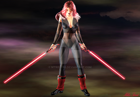 Sith Khiza commission 1 by mtrout65