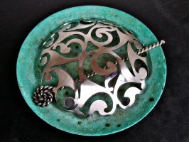 Celtic Hairpin by ou8nrtist2