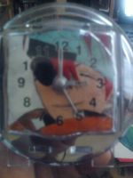 D Gray-Man Lavi mini clock by cutiechibi