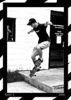 Marc Skateboarding 5 by PrimeTimePoetry