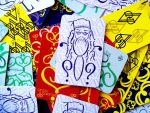dumbledore playing cards by whikiko