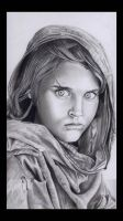 :: The Afghan Girl :: by mydreamingrose