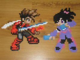 tales of symphonia bead sprite by gfroggy87