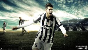 Juventus Football Club 14-15 HD Wallpaper by Ali-Khateeb-gfx