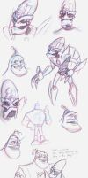 RaC - A Dump of Captains and Doctors by metalcervidae