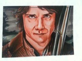 Bilbo Baggins PSC by chrisfurguson