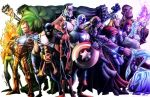 Marvel Gang by D3RX