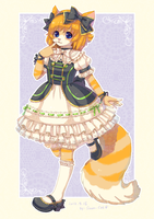 Lolita commission on FA 1 by swdd-cat