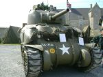 M4 Sherman Tank by b1ohazard90uk