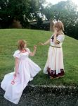 Card Captor Sakura/ Sakura Hime - Princess Meet by Saleia-Marlin