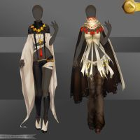 [Closed]Adoptable Outfit (Sands 1-2) by Anneysa