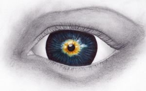 Eye by Nomore4s