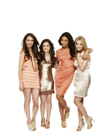 Pretty Little Liars PNG 2 by Keshassleaze