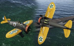 Cascadian P-26 (in game) by Viereth