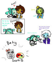 Tots and Babes doodles by Ask-MusicPrincess3rd