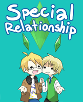 USUK: SPECiAL RELATiONSHiP by PoPiPocky