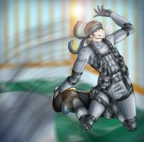 NICE RAIDEN by Scourge-Is-Awesome
