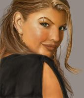 Fergie by wakdor