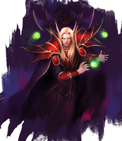 Kael'thas Sunstrider by yy6242