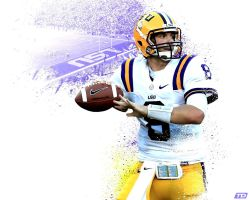 Zach Mettenberger Wallpaper by timdallinger