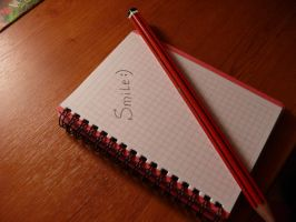 Notebook by Severius