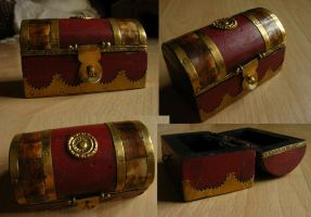 Small Chest Pack by Tasastock