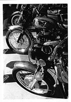 Motorcycles in Dayton by prestonthecarartist