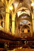Barcalona Cathederal by sutoll
