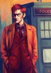 The Doctor by duskflare