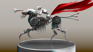 Animatrix Tribute - Revisited in 3D by Shaka-zl