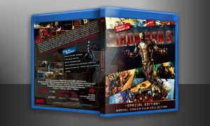 Ironman 3 - case preview by JamshedTreasurywala