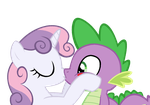 Spikebelle kiss by nejcrozi