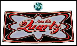 Nuka Cola Quartz bottle label by DCRIII