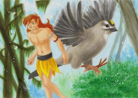 FernGully - Pips by Violafuchs