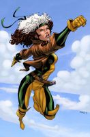 Rogue SOTD color by logicfun