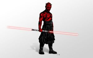 Darth Maul by Laubi