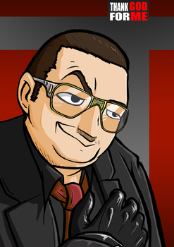 Jim Sterling by VonBoche