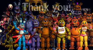 Thank You by Pok3yGamrGirl