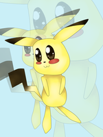 AT: Pikachu by FrenchiestToast