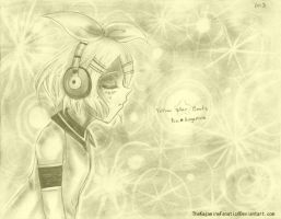 Yellow Star Beats -Rin Kagamine by TheKagamineFanatic