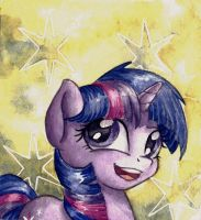 Twilight Sparkle by The-Wizard-of-Art