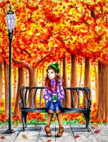 Autumn by frostykat13